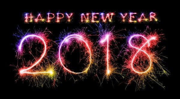 Happy New Year 2018 Images 4